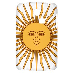 Argentina Sun of May  Samsung S3350 Hardshell Case