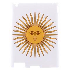 Argentina Sun of May  Apple iPad 2 Hardshell Case