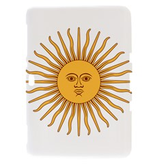 Argentina Sun of May  Samsung Galaxy Tab 8.9  P7300 Hardshell Case