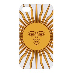 Argentina Sun of May  Apple iPhone 4/4S Premium Hardshell Case