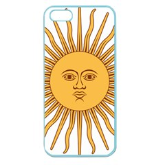 Argentina Sun of May  Apple Seamless iPhone 5 Case (Color)