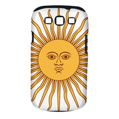 Argentina Sun of May  Samsung Galaxy S III Classic Hardshell Case (PC+Silicone)