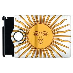Argentina Sun of May  Apple iPad 2 Flip 360 Case