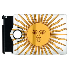 Argentina Sun of May  Apple iPad 3/4 Flip 360 Case