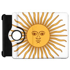 Argentina Sun of May  Kindle Fire HD Flip 360 Case