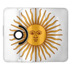 Argentina Sun of May  Samsung Galaxy Note II Flip 360 Case