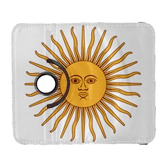Argentina Sun of May  Samsung Galaxy S  III Flip 360 Case