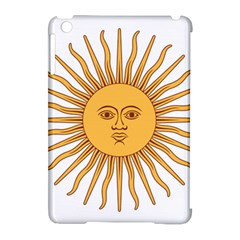 Argentina Sun of May  Apple iPad Mini Hardshell Case (Compatible with Smart Cover)