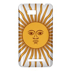 Argentina Sun of May  HTC One SU T528W Hardshell Case