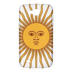 Argentina Sun of May  Samsung Galaxy Premier I9260 Hardshell Case
