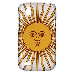 Argentina Sun of May  HTC Desire V (T328W) Hardshell Case