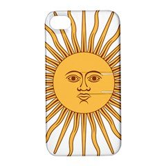 Argentina Sun Of May  Apple Iphone 4/4s Hardshell Case With Stand