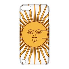 Argentina Sun of May  Apple iPod Touch 5 Hardshell Case with Stand