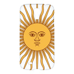 Argentina Sun of May  Samsung Galaxy S4 I9500/I9505 Hardshell Case