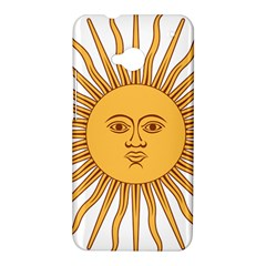 Argentina Sun of May  HTC One M7 Hardshell Case