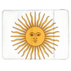 Argentina Sun of May  Samsung Galaxy Tab 7  P1000 Flip Case