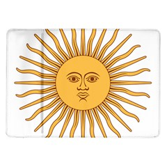 Argentina Sun of May  Samsung Galaxy Tab 10.1  P7500 Flip Case