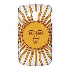 Argentina Sun of May  Samsung Galaxy Duos I8262 Hardshell Case