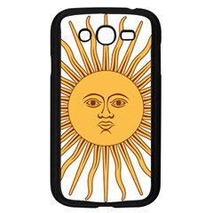 Argentina Sun of May  Samsung Galaxy Grand DUOS I9082 Case (Black)