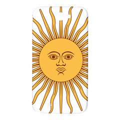 Argentina Sun of May  Samsung Note 2 N7100 Hardshell Back Case