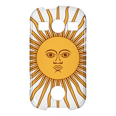 Argentina Sun of May  Samsung Galaxy S7710 Xcover 2 Hardshell Case