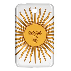 Argentina Sun of May  Samsung Galaxy Tab 3 (7 ) P3200 Hardshell Case