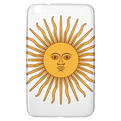 Argentina Sun of May  Samsung Galaxy Tab 3 (8 ) T3100 Hardshell Case