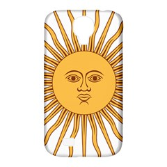 Argentina Sun of May  Samsung Galaxy S4 Classic Hardshell Case (PC+Silicone)
