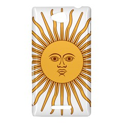 Argentina Sun of May  Sony Xperia C (S39H)