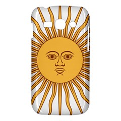 Argentina Sun of May  Samsung Galaxy Ace 3 S7272 Hardshell Case