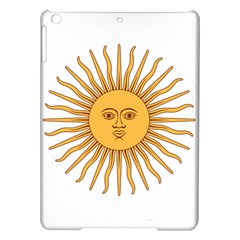 Argentina Sun of May  iPad Air Hardshell Cases