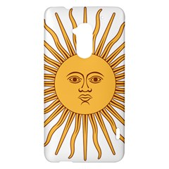 Argentina Sun of May  HTC One Max (T6) Hardshell Case