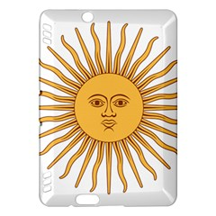 Argentina Sun of May  Kindle Fire HDX Hardshell Case