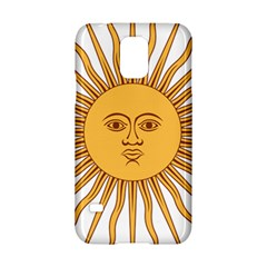 Argentina Sun of May  Samsung Galaxy S5 Hardshell Case