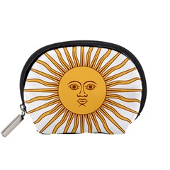 Argentina Sun of May  Accessory Pouches (Small)
