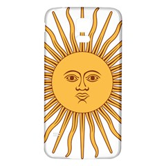 Argentina Sun of May  Samsung Galaxy S5 Back Case (White)