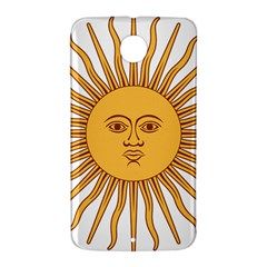 Argentina Sun of May  Nexus 6 Case (White)