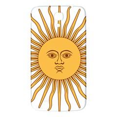 Argentina Sun of May  Samsung Galaxy Mega I9200 Hardshell Back Case