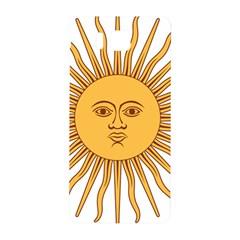 Argentina Sun of May  Samsung Galaxy Alpha Hardshell Back Case
