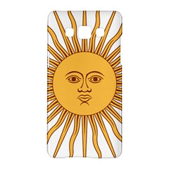 Argentina Sun of May  Samsung Galaxy A5 Hardshell Case