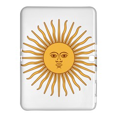 Argentina Sun of May  Samsung Galaxy Tab 4 (10.1 ) Hardshell Case