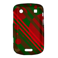 Red and green abstract design Bold Touch 9900 9930