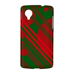Red and green abstract design LG Nexus 5