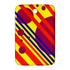 Hot circles and lines Samsung Galaxy Note 8.0 N5100 Hardshell Case