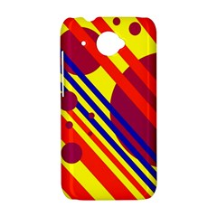 Hot circles and lines HTC Desire 601 Hardshell Case