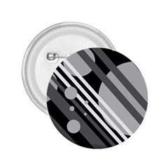 Gray lines and circles 2.25  Buttons
