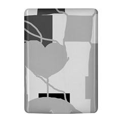 Gray hart Kindle 4