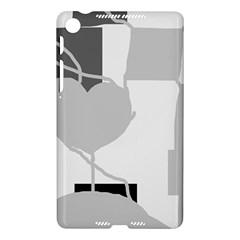Gray hart Nexus 7 (2013)