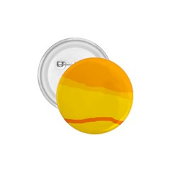 Yellow decorative design 1.75  Buttons