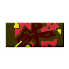 Abstract design Hand Towel